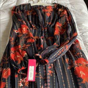 New Sheer fall dress